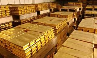 All The Gold In World Only