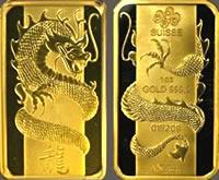 Dragon Gold Bars
