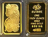 Fortuna Gold Bar