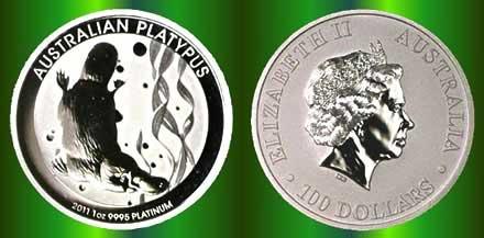 Platinum Platypus